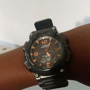 Athletic Casio watch